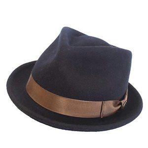 GOORIN BROS hat! navy blue - made in USA